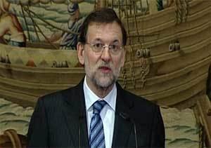 Rajoy: la grandeza de España se levantó superando reveses para llegar mas alto