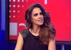 Nuria Fergó, soltera de oro