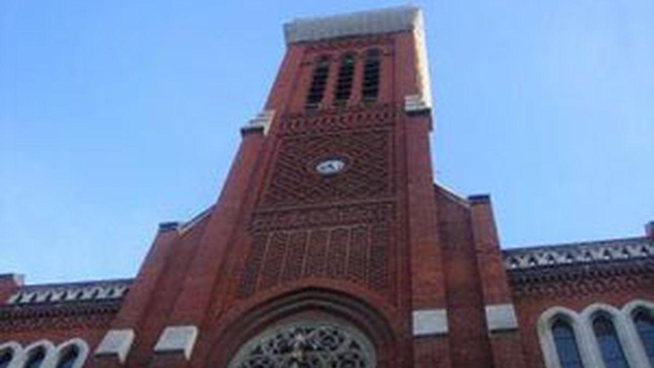Iglesia Santa Cruz madrid