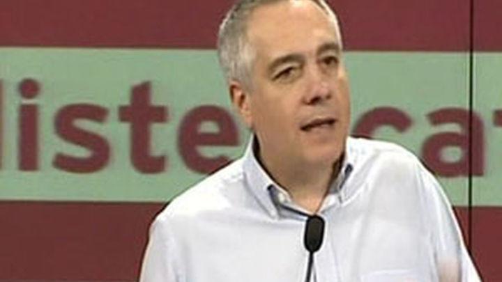 """Navarro dice que el fichaje de Maragall por ERC """"fortalece"""" al PSC"""