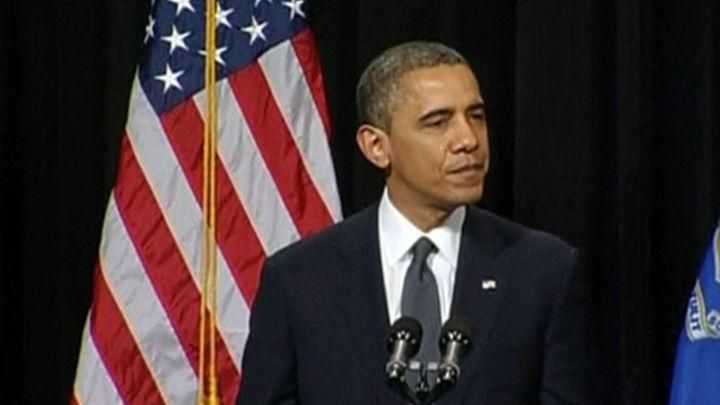 """Obama insta a """"dar los pasos necesarios para  que estas tragedias no vuelvan a repetirse"""""""