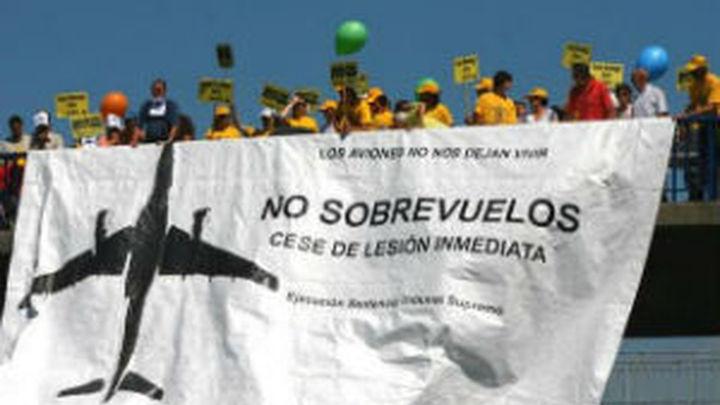 Vecinos de Ciudad Santo Domingo con daños por sobrevuelos recurren al Supremo