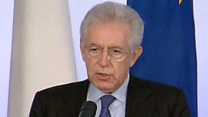 Monti sigue sumando apoyos y recibe el espaldarazo del Vaticano