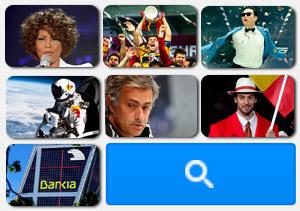 Lo más buscado en la red en 2012