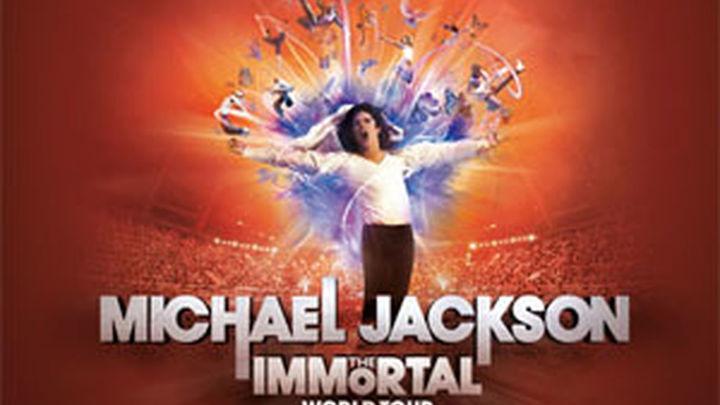 Michael Jackson entre música y acrobacias