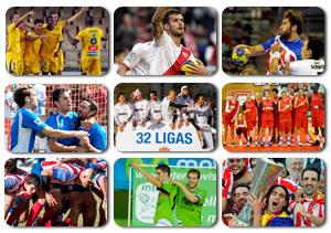 El deporte madrileño en 2012