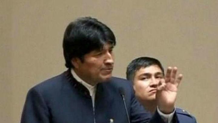 """Evo Morales dice que la situación de Chávez es """"muy preocupante"""""""