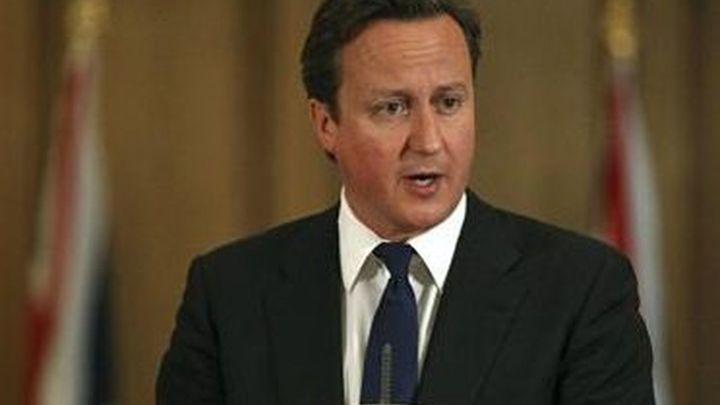 Cameron expresa a Santos su apoyo al proceso de paz colombiano