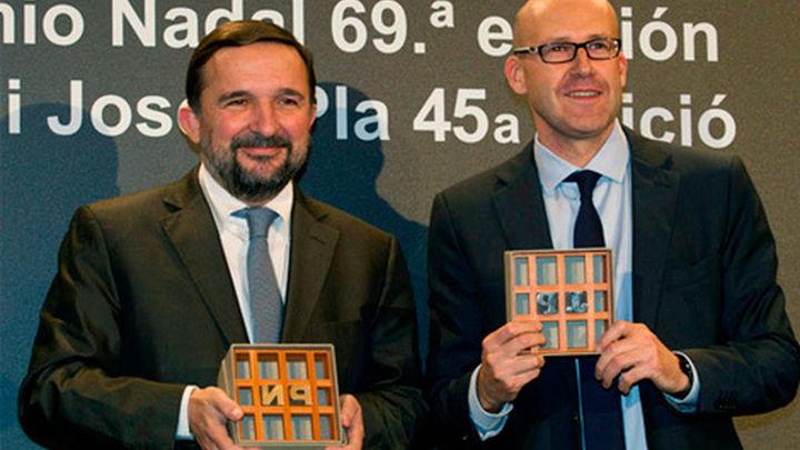 Sergio Vila-Sanjuán gana el premio Nadal con 'Estaba en el aire' una novela sobre la Barcelona de los 60