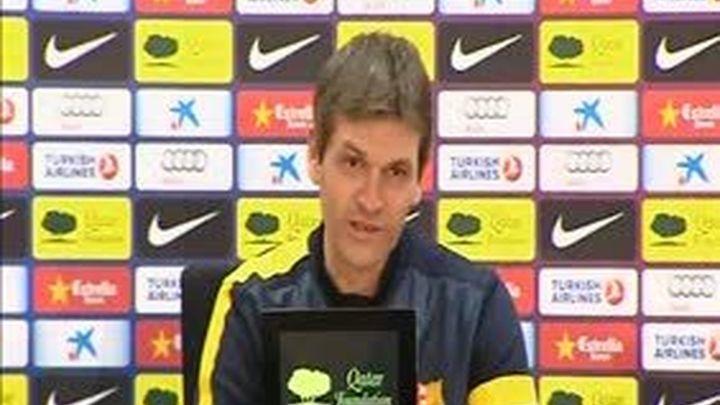 """Vilanova: """"Si yo estuviera en la situación del Madrid, no estaría aquí"""""""