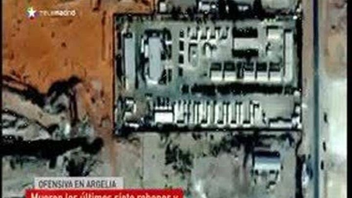 Al menos 55 muertos en el final del ataque contra la planta de gas argelina