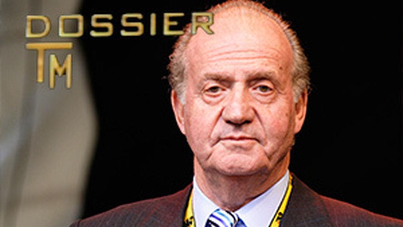 Dossier 30M: '75 años, un Rey en activo'