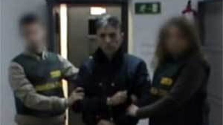 Espectacular detención en Mijas de un miembro de la camorra napolitana