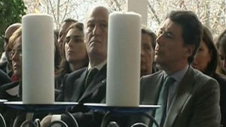 Madrid recuerda el Holocausto con la Comunidad Judía