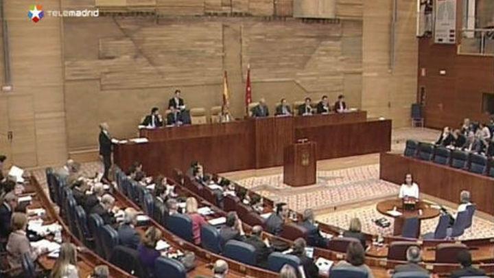 El PP apuesta por una Asamblea de Madrid de 65 diputados
