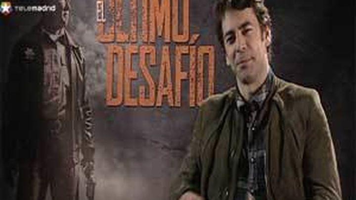 """Eduardo Noriega se enfrenta a Schwarzenegger en """"El último desafío"""""""