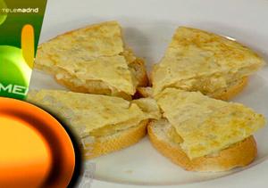 Tortilla de patatas de José Luis