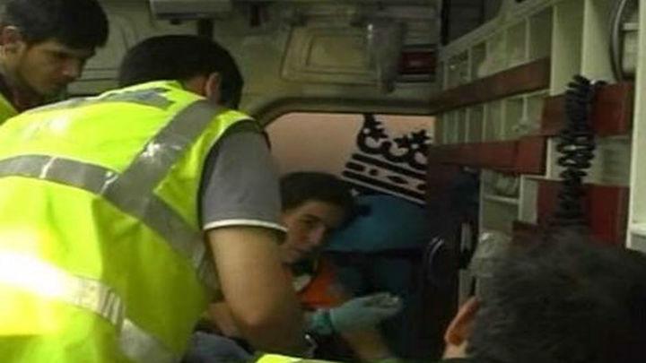 Un joven, muy grave al sufrir una descarga eléctrica en un centro de Adif