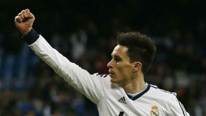 Callejón carga contra Messi