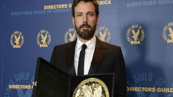 El Sindicato de Directores si premia a Ben Affleck
