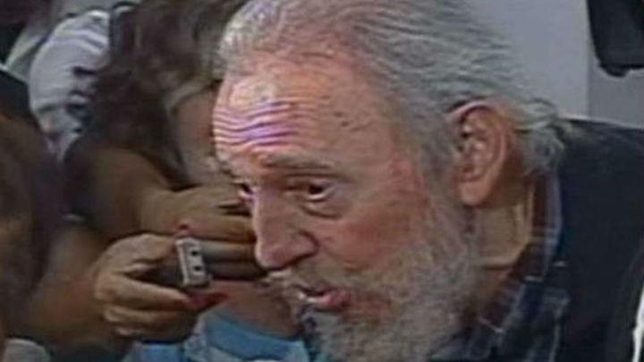 Fidel Castro rompe su silencio para decir que desconfía de Estados Unidos