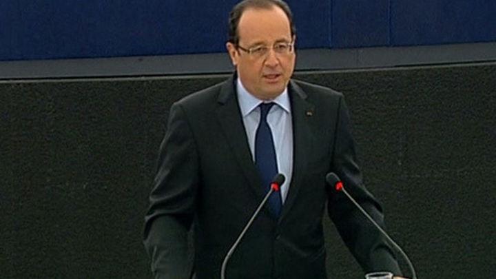 Hollande admite que los resultados de sus reformas aún no se ven