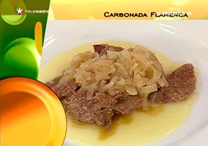 ¿Qué comemos hoy? Receta: Carbonada flamenca