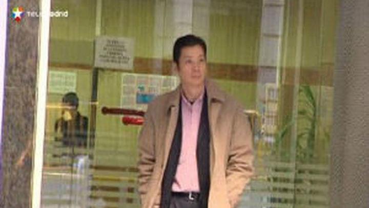 Gao Ping, como ordenó el juez, sigue presentándose cada día en la Audiencia Nacional