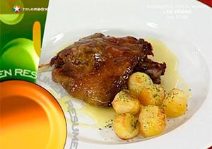 ¿Qué comemos hoy? Receta: Confit de pato con salsa de naranja