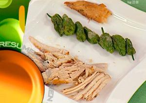 ¿Qué comemos hoy? Receta: Ventresca de bonito al horno