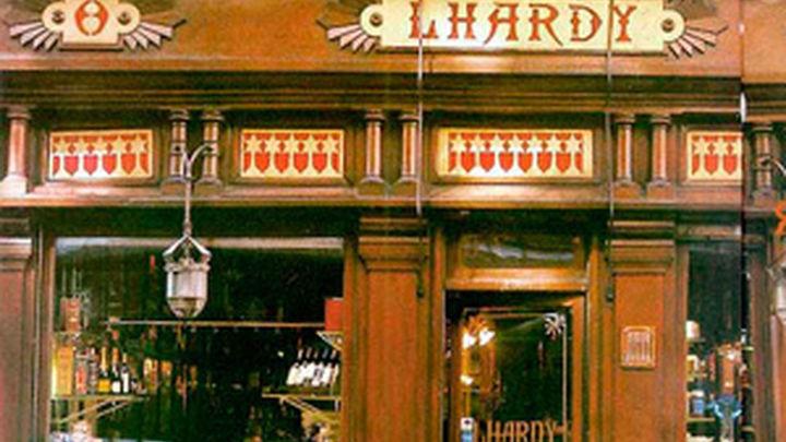 La historia del restaurante Lhardy llega a la Biblioteca Nacional