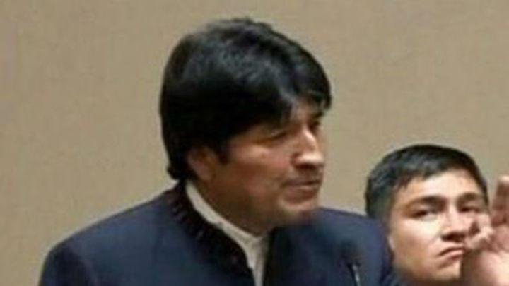Morales expropia la filial de Abertis y Aena que administra aeropuertos en Bolivia