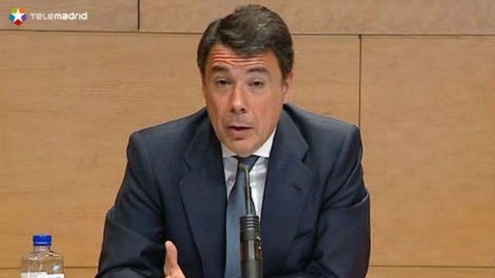 Ignacio González declaró en 2011 unos ingresos brutos de 112.725  euros