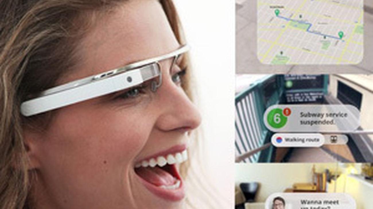 """Google busca voluntarios para probar sus gafas """"inteligentes"""""""