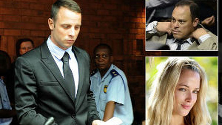 Pistorius pidió a un amigo que se culpara de un disparo en un restaurante