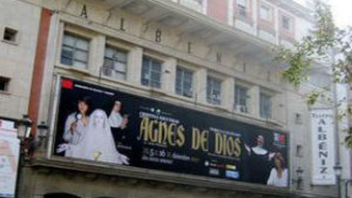 El Teatro Albéniz, declarado Bien de Interés Patrimonial