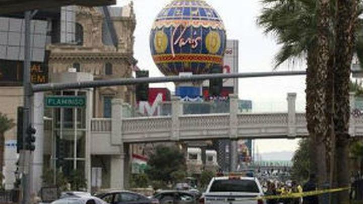 Tres muertos y tres heridos en un tiroteo en el centro de Las Vegas