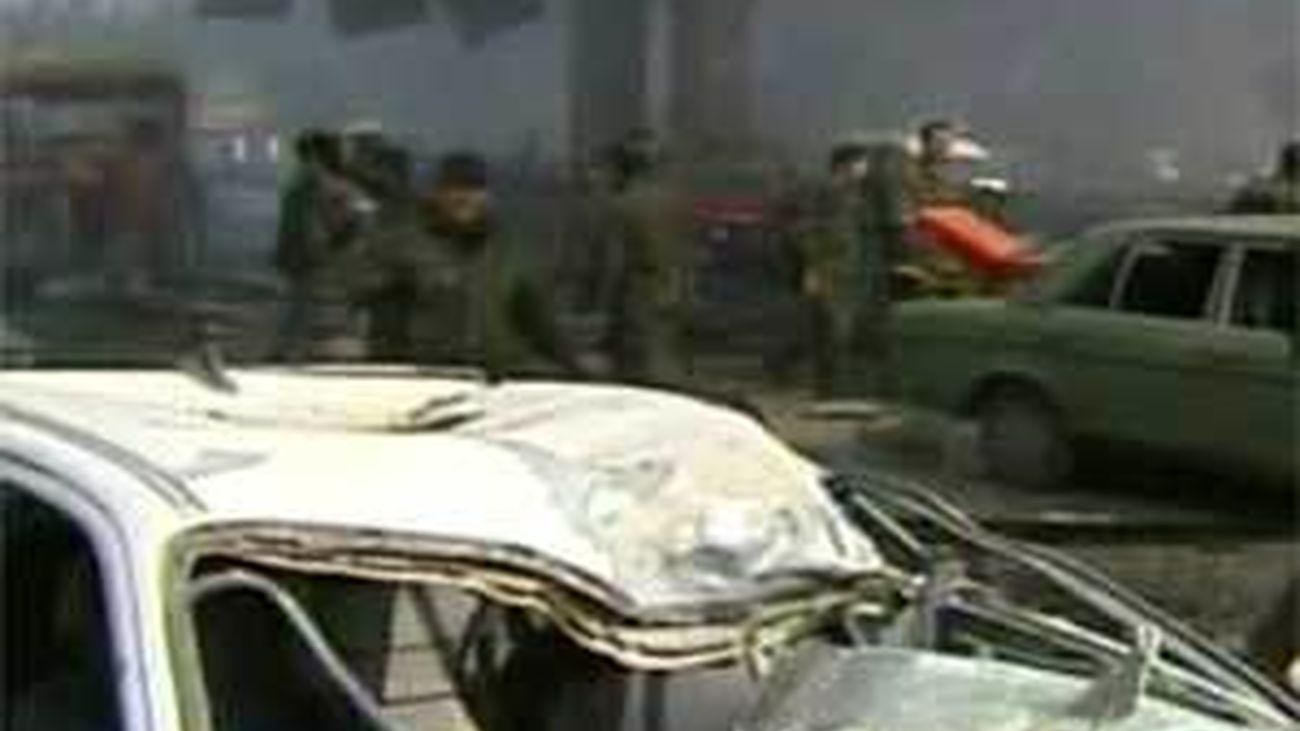 Un doble atentado causa 11 muertos en la ciudad india de Hyderabad