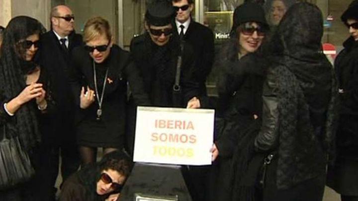 La dirección y los trabajadores de Iberia aceptan un mediador