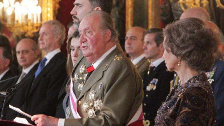 El Rey recibe este martes en el Palacio de la Zarzuela a la representación de la candidatura olímpica