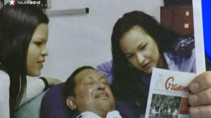 Chávez sufre insuficiencia respiratoria y no evoluciona favorablemente