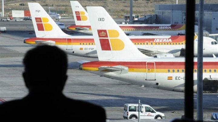 La primera semana de huelga en Iberia concluye sin avances en la negociación