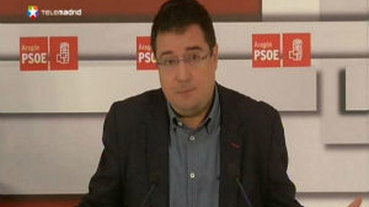 Óscar López defiende que el PSOE e Ideas contratan con quien quieren