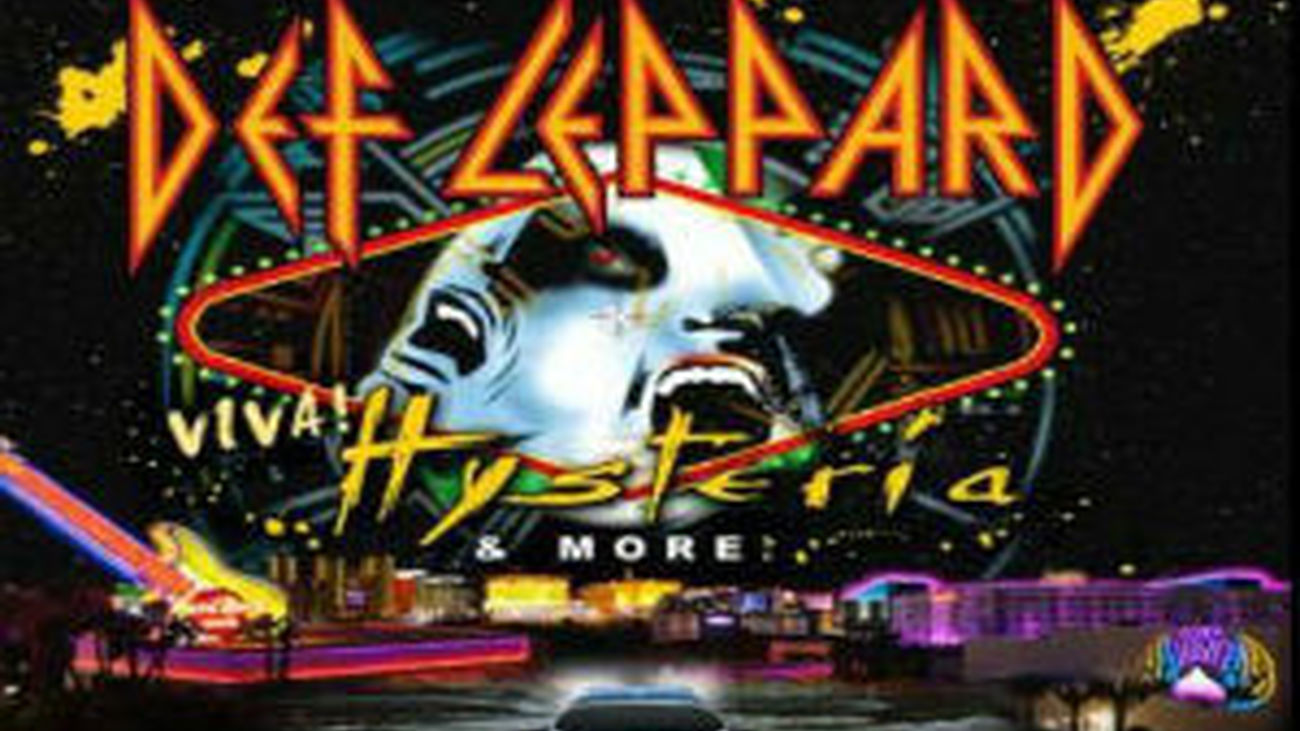 """Def Leppard, """"Hysteria and More"""""""