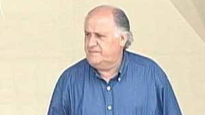 Amancio Ortega, tercero en la lista anual de millonarios de Forbes