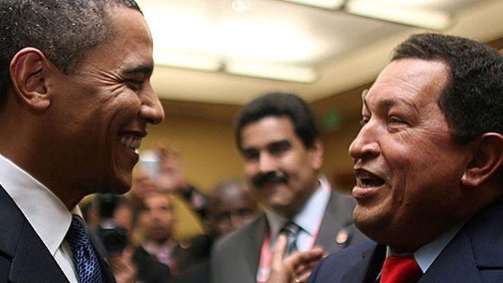 """Obama reafirma su """"apoyo al pueblo venezolano"""" tras la muerte de Chávez"""