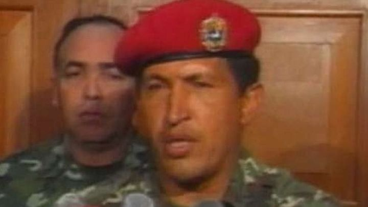 Chávez, el líder bolivariano que rigió trece años el destino de Venezuela