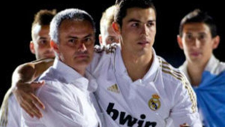 """Mourinho: """"Vi a Maradona un par de veces, nunca vi a Pelé... pero Cristiano es el mejor"""""""