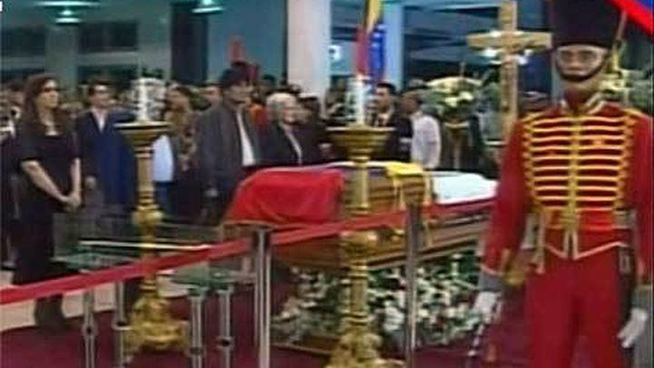 El príncipe presidirá la delegación española en los funerales por Chávez