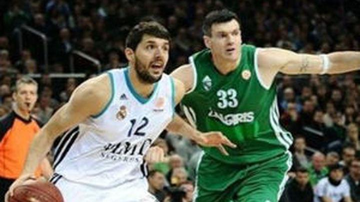 Nikola Mirotic 'MVP' de la jornada de Euroliga